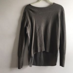 Banana Republic Mixed Media Sweater